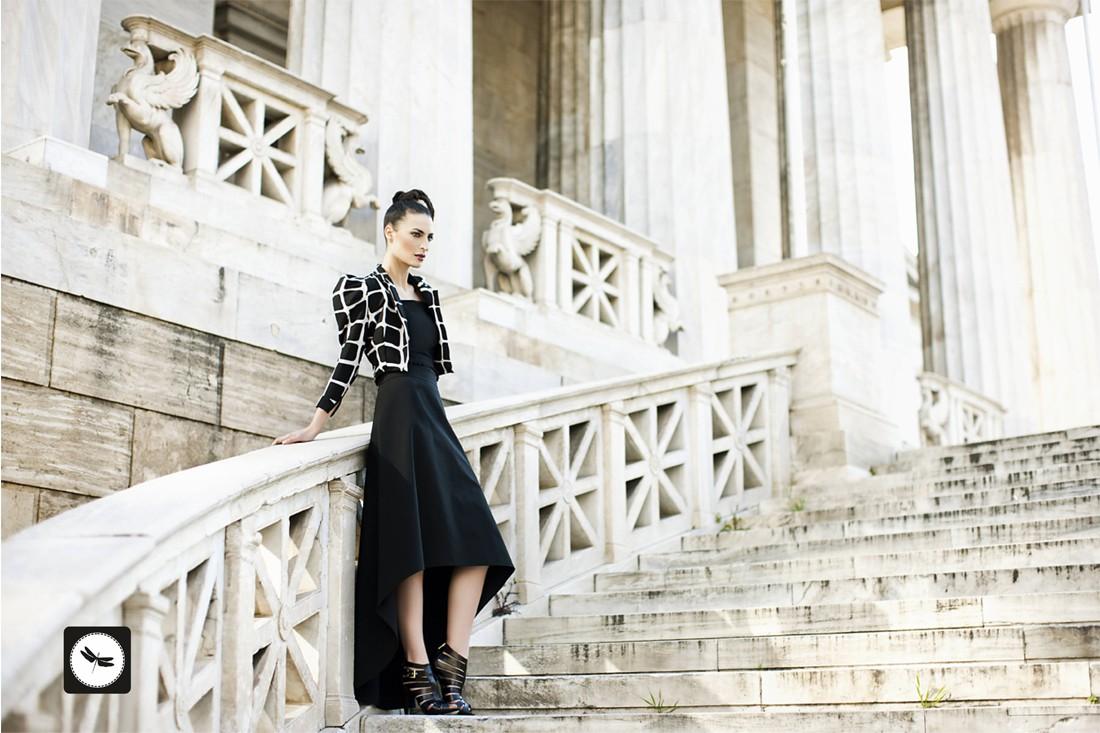 Fashion design by Filanthi Bogea