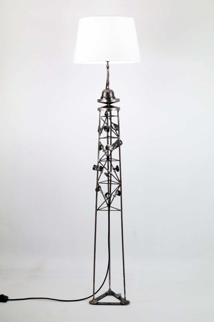 sculpture floor lamp Array