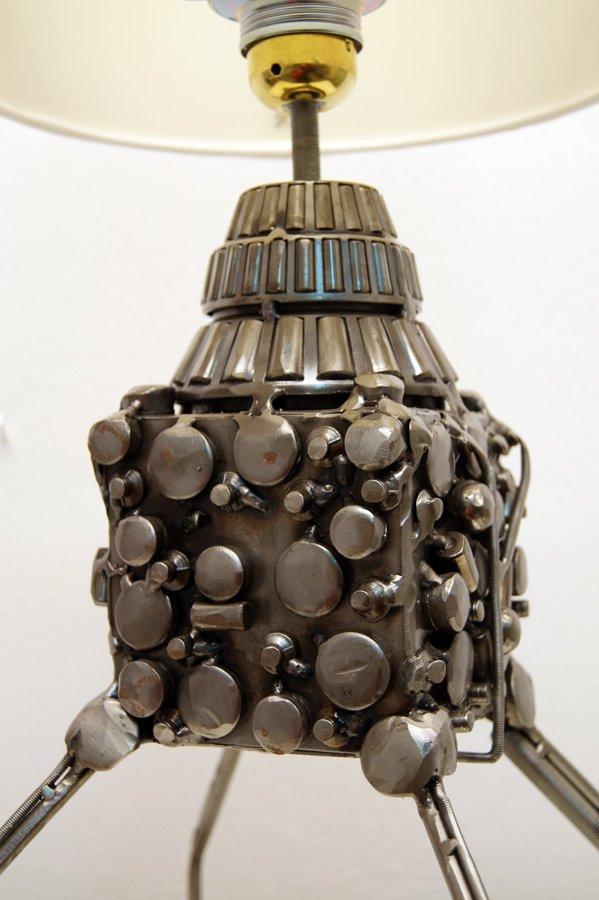 sci fi lamp Voyager