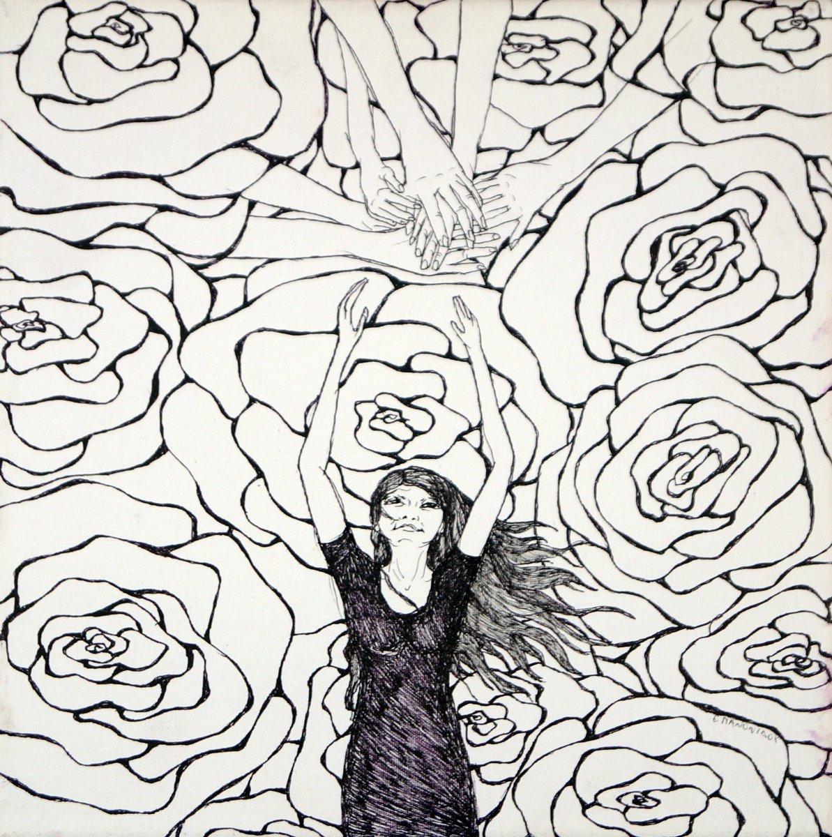 Αποτέλεσμα εικόνας για πινακες ζωγραφικης ΑΚΡΟΒΑΤΩΝΤΑΣ