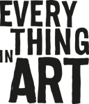 Everything in art