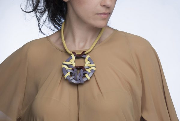 Art jewelry by Chris K.