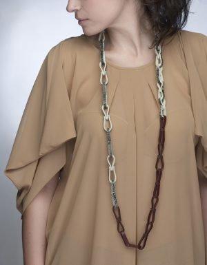 Γυναικεία κοσμήμτα από δέρμα