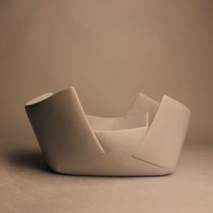 Modern design ceramic bowl