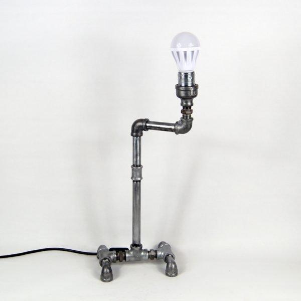 Plumbing pipe desk lamp KASAI OX