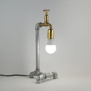 Water pipe lamp MAI