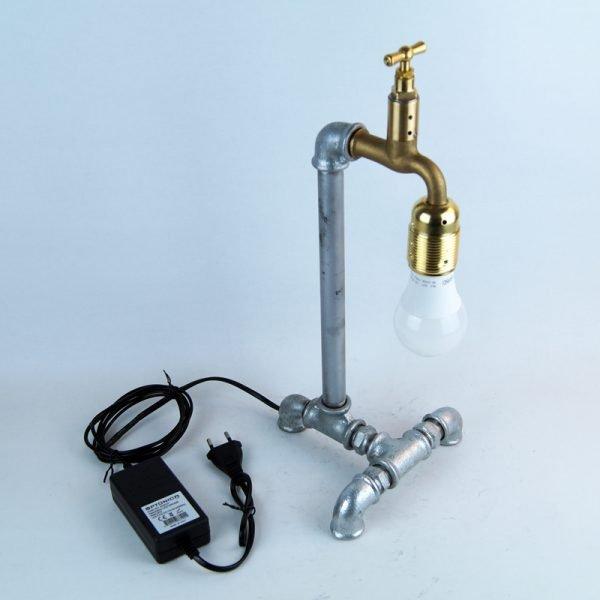 Water pipe lamp MAI