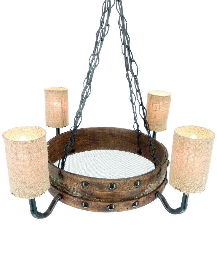handmade chandelier ceiling lamp