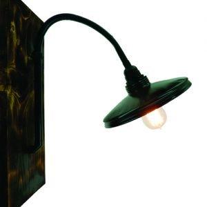 vintage industrial wall light