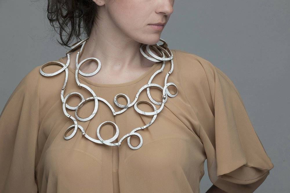Handmade Greek modern Jewellery
