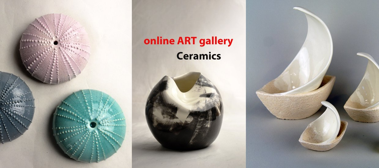 Contemporary Greek art ceramics