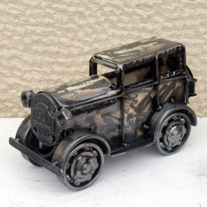 Car metal art