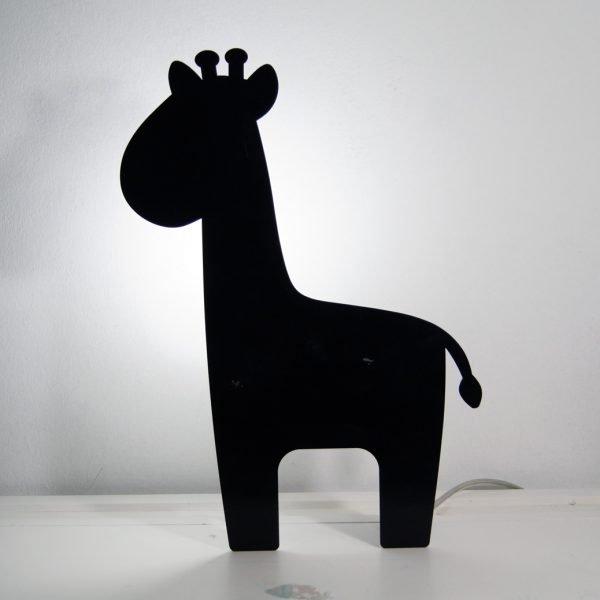 Giraffe wall lamp