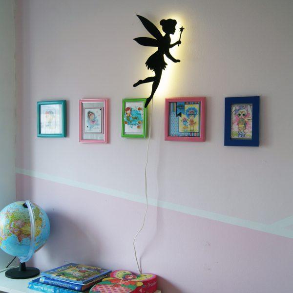 girls room lighting Tinka light