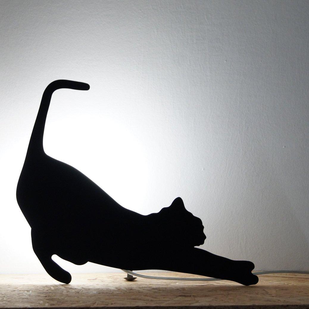 φωτιστικό γάτα