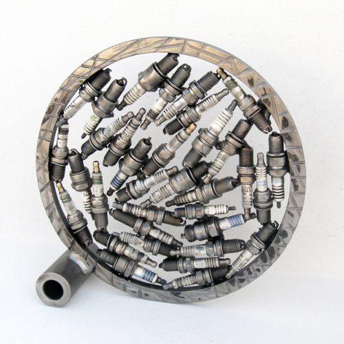 modern abstract art sculpture