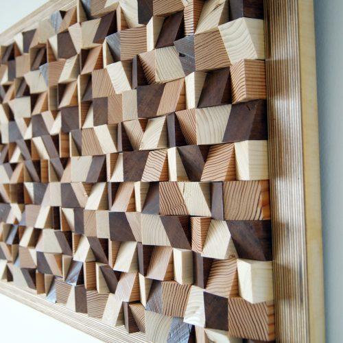 Decorative wall panel