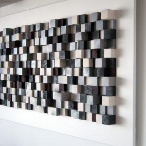 3d panel wall art