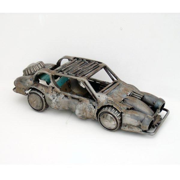 car art sculpture
