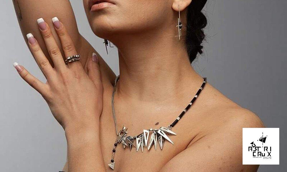 Handmade Artistic Greek jewelry by Austri Crux