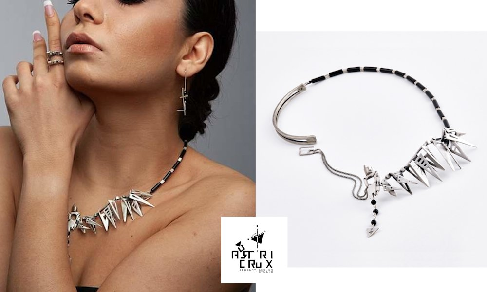 Modern jewellry