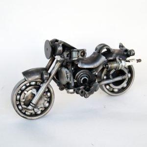 motorcycle sculpture art