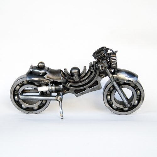 Motorbike gift art for sale