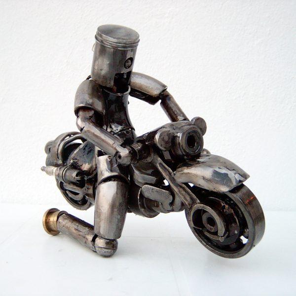Motorbike gift artwork