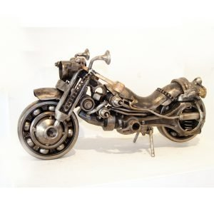 motorcycle model artwork