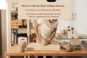 How to sell on Etsy online course