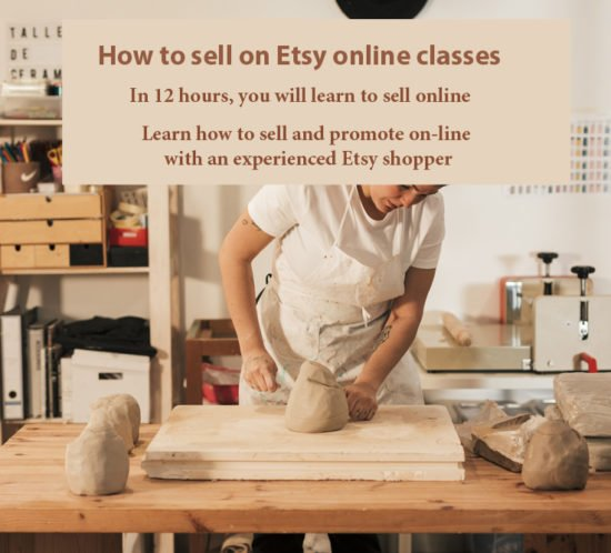 How to sell on Etsy online classes