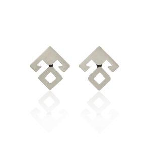 sterling silver jacket earrings