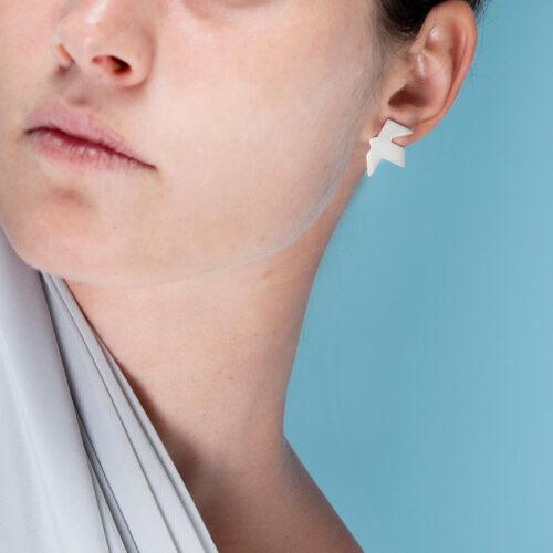 Unique ear studs