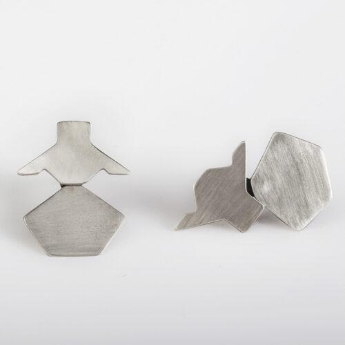 sterling silver ear jackets