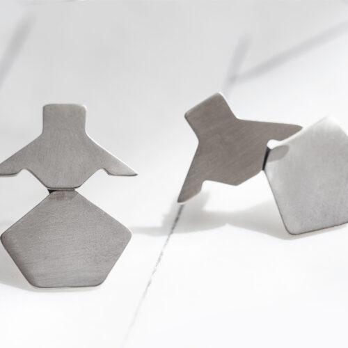 sterling silverearjackets